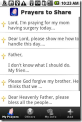 Christian Droid Apps