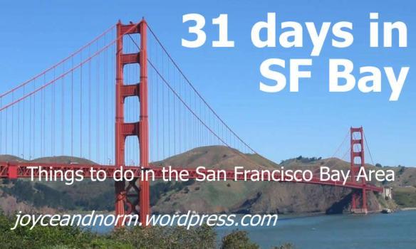 31 Days in SF Bay: Sunset/Richmond (San Francisco)