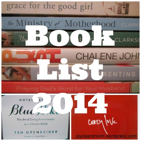 booklist2014