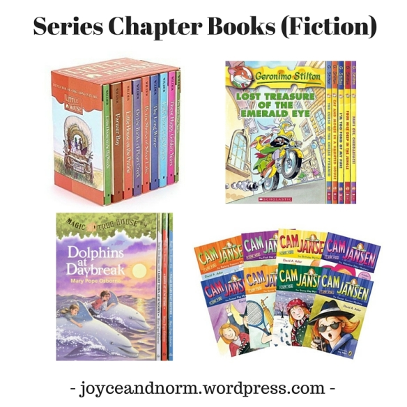 Series Chapter Books (Fiction)